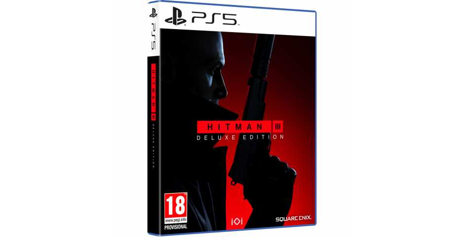 Hitman 3 - Deluxe Edition [PS5]
