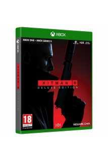 Hitman 3 - Deluxe Edition [Xbox One/Xbox Series]