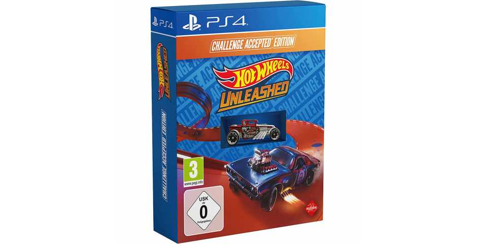 Hot Wheels Unleashed - Challenge Accepted Edition [PS4]