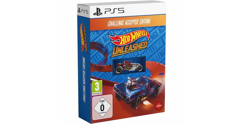 Hot Wheels Unleashed - Challenge Accepted Edition [PS5]