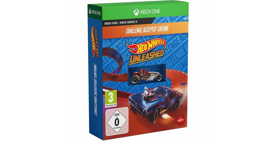 Hot Wheels Unleashed - Challenge Accepted Edition [Xbox One/Xbox Series]