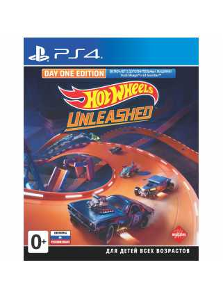 Hot Wheels Unleashed - Day One Edition [PS4]