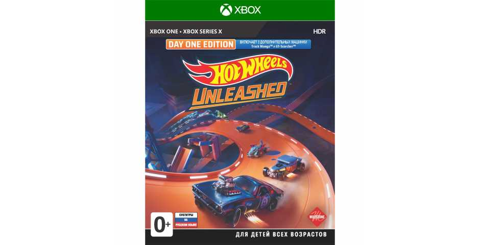 Hot Wheels Unleashed - Day One Edition [Xbox One/Xbox Series]
