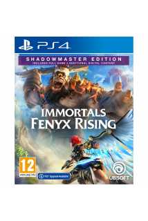 Immortals Fenyx Rising - Shadowmaster Edition [PS4] Trade-in | Б/У