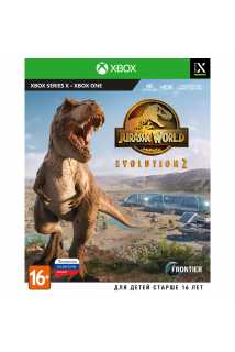 Jurassic World Evolution 2 [Xbox One/Xbox Series, русская версия]