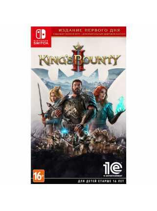 King's Bounty II - Издание первого дня [Switch, русская версия]