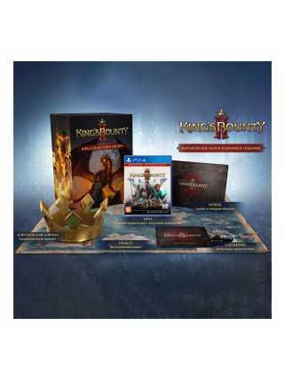 King's Bounty II - Королевское коллекционное издание [PS4, русская версия]