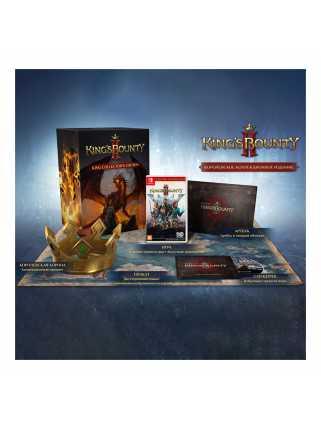King's Bounty II - Королевское коллекционное издание [Switch, русская версия]