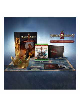 King's Bounty II - Королевское коллекционное издание [Xbox One/Xbox Series, русская версия]