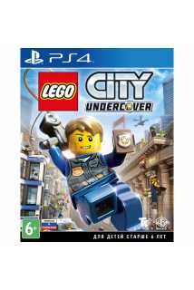 LEGO City Undercover [PS4, русская версия] Trade-in | Б/У