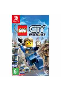 LEGO City Undercover [Switch, русская версия] Trade-in | Б/У