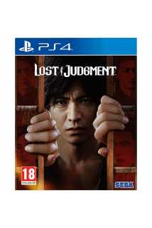 Lost Judgment [PS4]