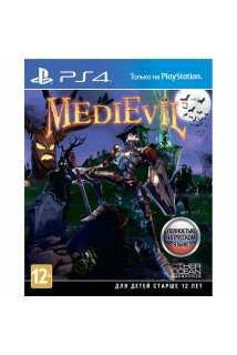 MediEvil [PS4, русская версия]