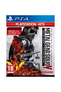 Metal Gear Solid V: The Definitive Experience (Хиты PlayStation) [PS4] Trade-in | Б/У