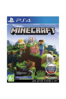 Minecraft (Bedrock Edition) [PS4, русская версия] Trade-in | Б/У