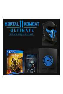 Mortal Kombat 11 Ultimate - Kollector's Edition [PS4]
