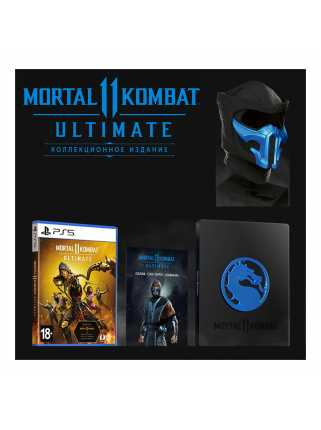 Mortal Kombat 11 Ultimate - Kollector's Edition [PS5]