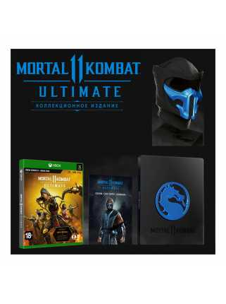 Mortal Kombat 11 Ultimate - Kollector's Edition [Xbox One]
