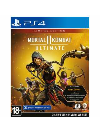 Mortal Kombat 11 Ultimate - Limited Edition [PS4]