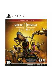 Mortal Kombat 11 Ultimate - Limited Edition [PS5]