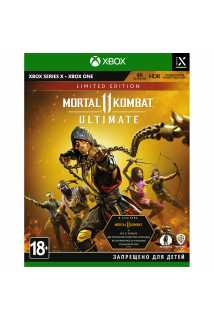 Mortal Kombat 11 Ultimate - Limited Edition [Xbox One/Xbox Series]
