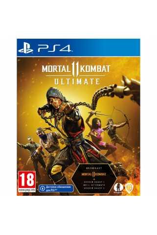 Mortal Kombat 11 Ultimate [PS4]