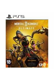 Mortal Kombat 11 Ultimate [PS5] Trade-in | Б/У