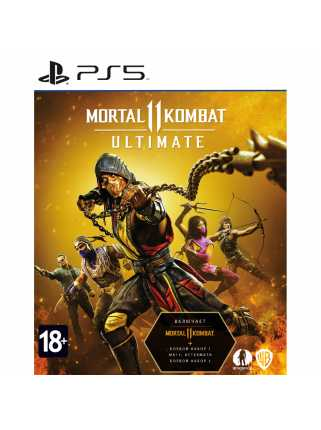 Mortal Kombat 11 Ultimate [PS5] Trade-in | Б/У
