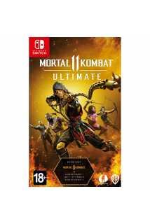 Mortal Kombat 11 Ultimate [Switch]