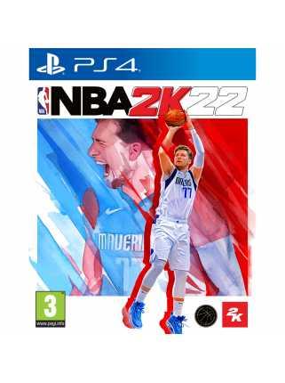 NBA 2K22 [PS4]