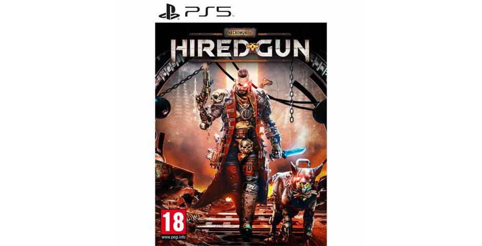 Necromunda: Hired Gun [PS5]