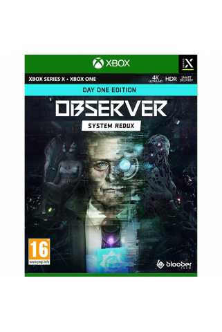 Observer: System Redux - Day One Edition [Xbox One/Xbox Series]