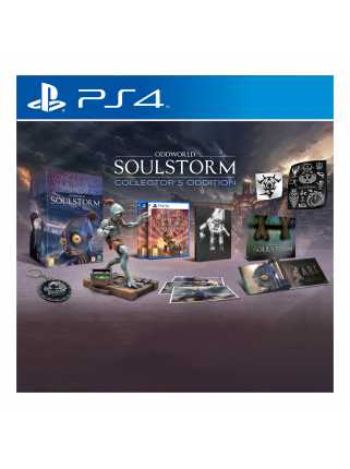 Oddworld: Soulstorm - Collector's Oddition [PS4]
