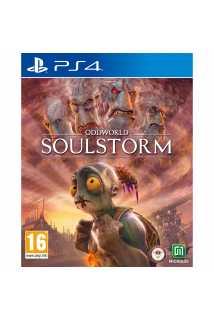 Oddworld: Soulstorm - Day One Oddition [PS4]