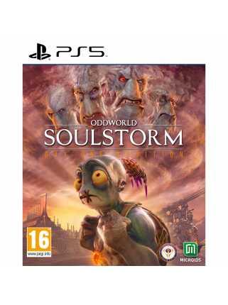 Oddworld: Soulstorm - Day One Oddition [PS5]