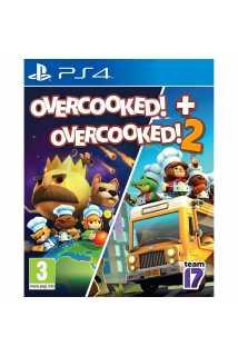 Overcooked! + Overcooked! 2 [PS4]