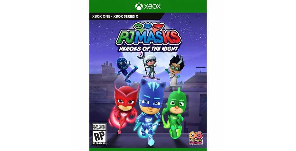 Герои в масках: Герои ночи [Xbox One/Xbox Series, русская версия]