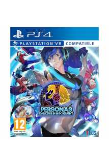 Persona 3: Dancing in Moonlight [PS4]