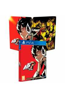 Persona 5 Royal - Launch Edition [PS4]