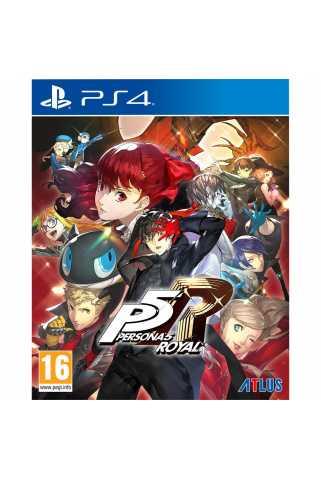 Persona 5 Royal [PS4]