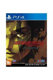 Shin Megami Tensei III Nocturne HD Remaster [PS4]