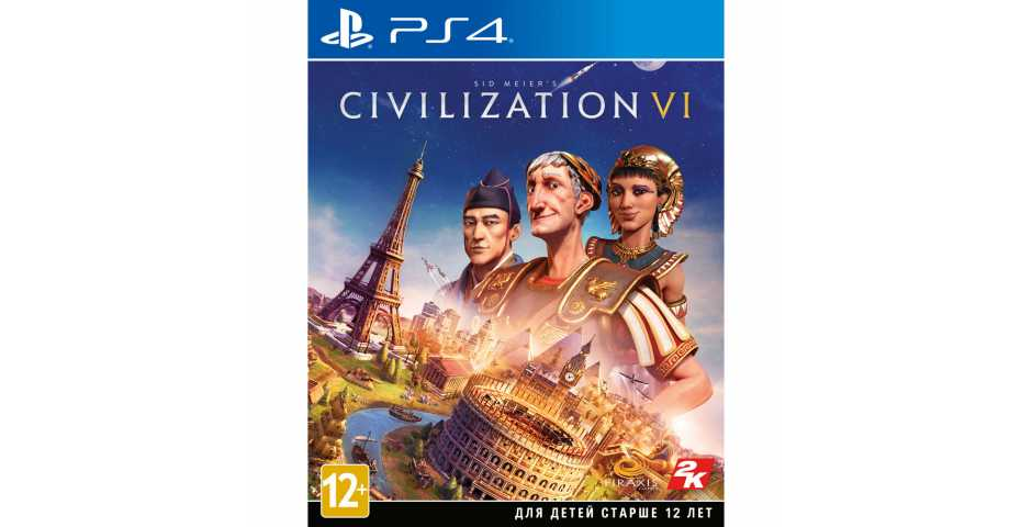 Sid Meier's Civilization VI [PS4]