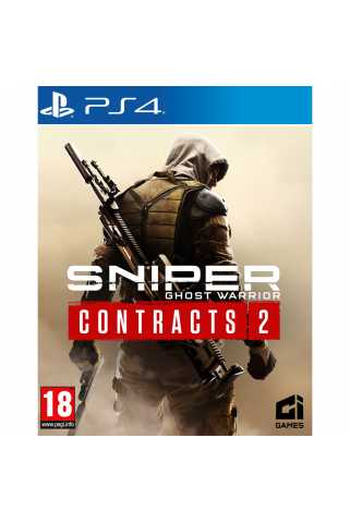 Sniper: Ghost Warrior Contracts 2 [PS4]