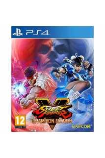 Street Fighter V: Champion Edition [PS4]