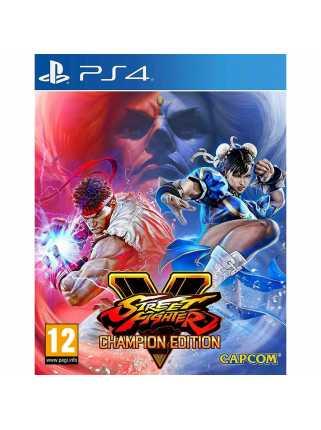 Street Fighter V: Champion Edition [PS4]