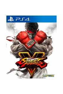 Street Fighter V [PS4]