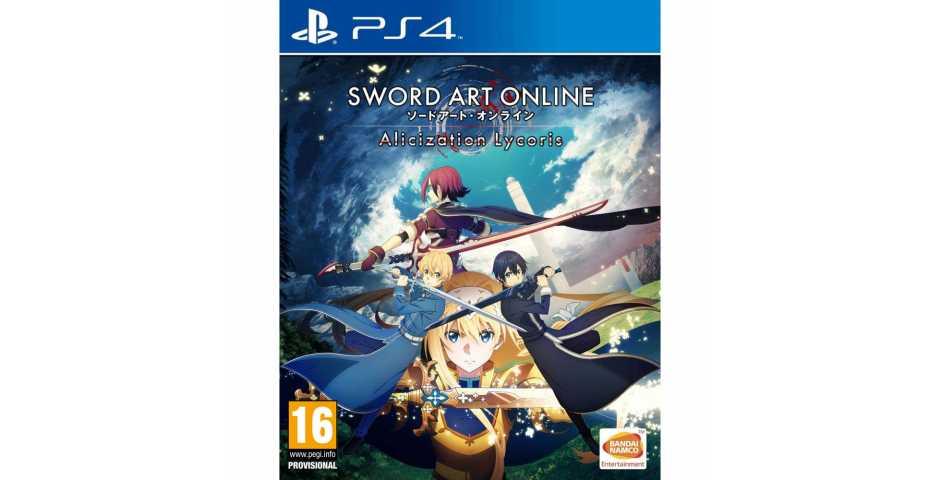 Sword Art Online: Alicization Lycoris [PS4]