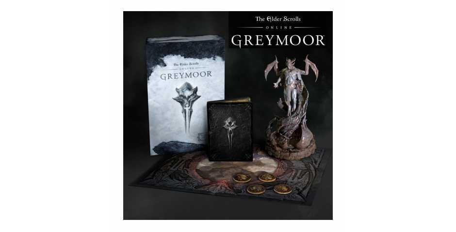 The Elder Scrolls Online: Greymoor - Collector's Edition [PS4]
