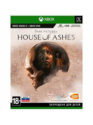 The Dark Pictures: House of Ashes [Xbox One/Xbox Series, русская версия]