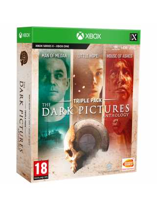 The Dark Pictures - Triple Pack [Xbox One/Xbox Series, русская версия]